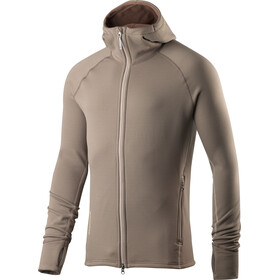 Houdini M's Power Houdi Jacket wheathered brown